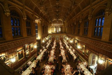 Annual Dinner – Friday 27 March 2020