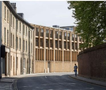 Best alteration or extension Jesus College