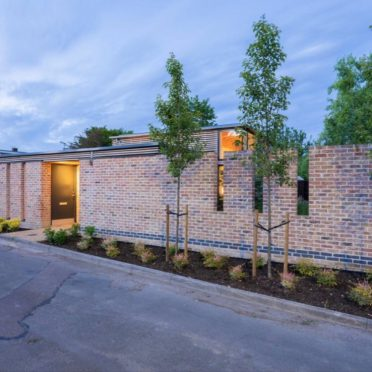 Best New Building - Small