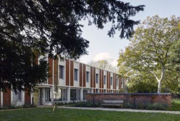2021 Winner: Cranmer Road Student Housing, KIng's College